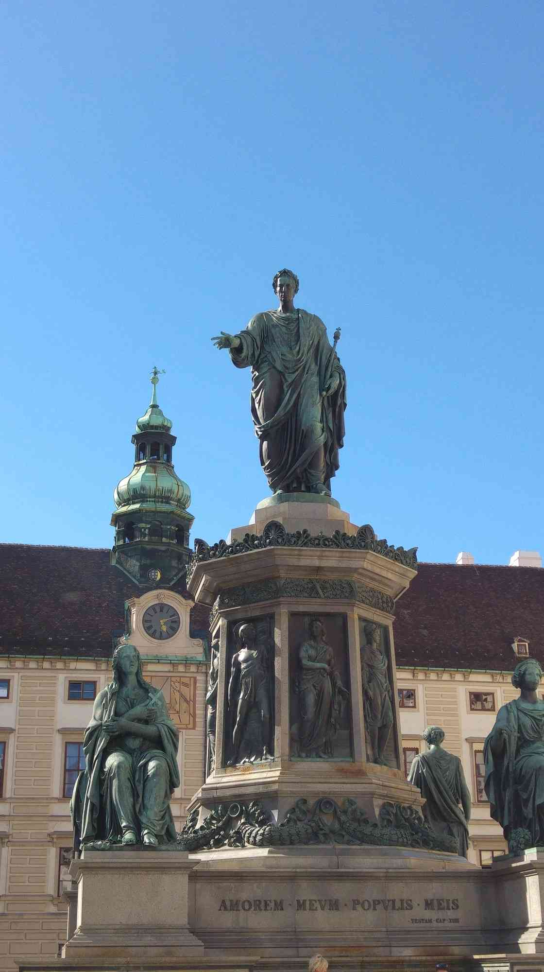 Ceasar Denkmal