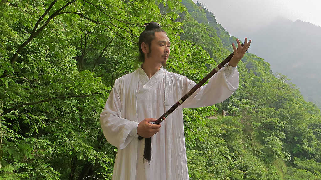 Learning with Master Chen Shiyu