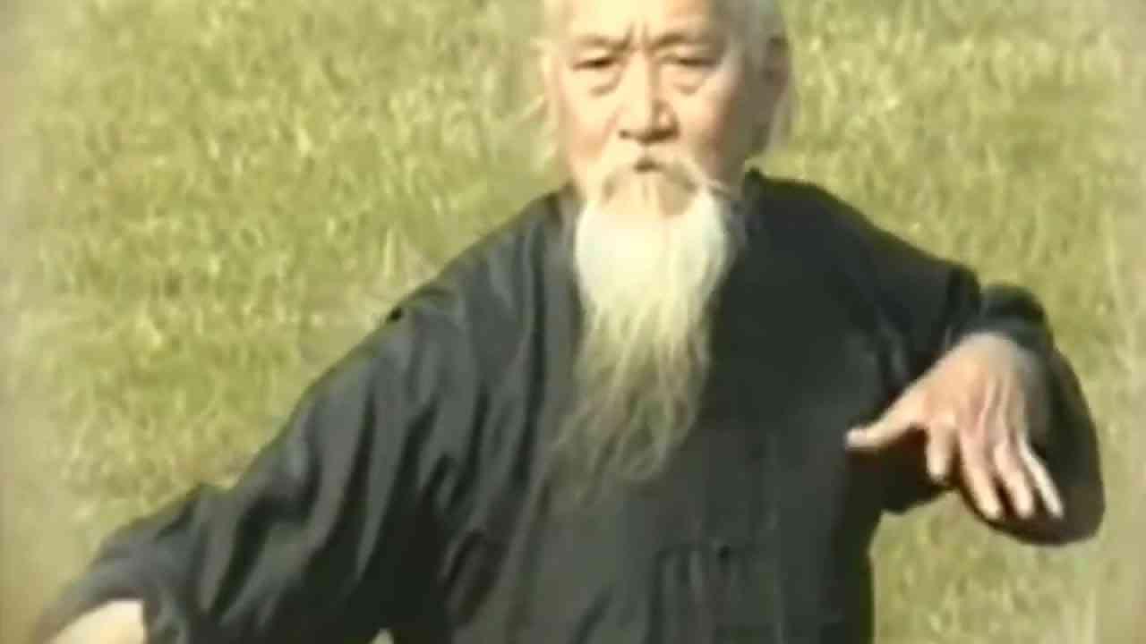 Oldest Taoist Master Lu Zijian