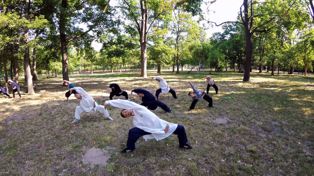 Five Animal Qi Gong Class with Master Ziji