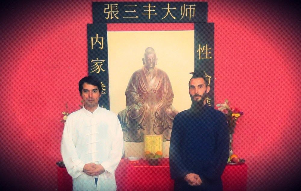 Master ZĪ XIǍO – Wudang Chile