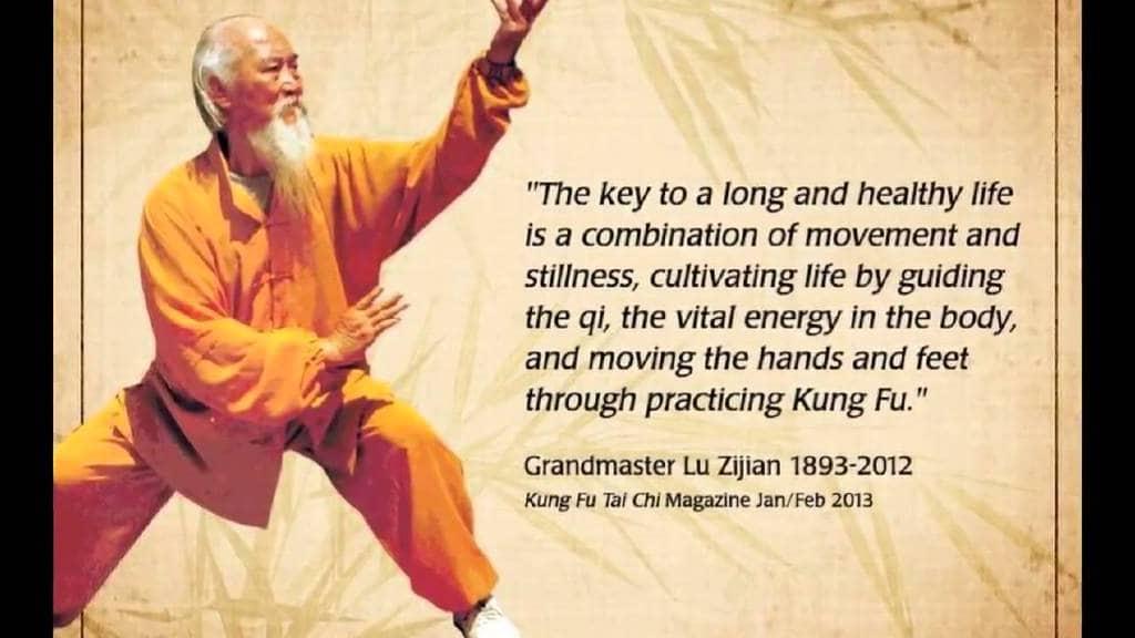 The Oldest Documented Taoist Master Lu Zijian