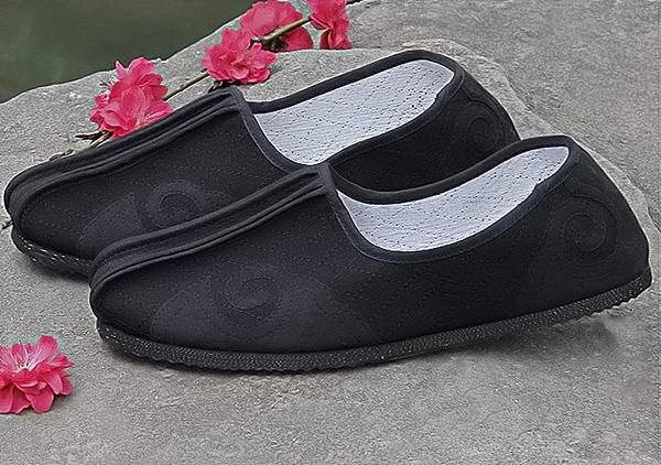 Traditional Taiji Shoes Rubber Sole