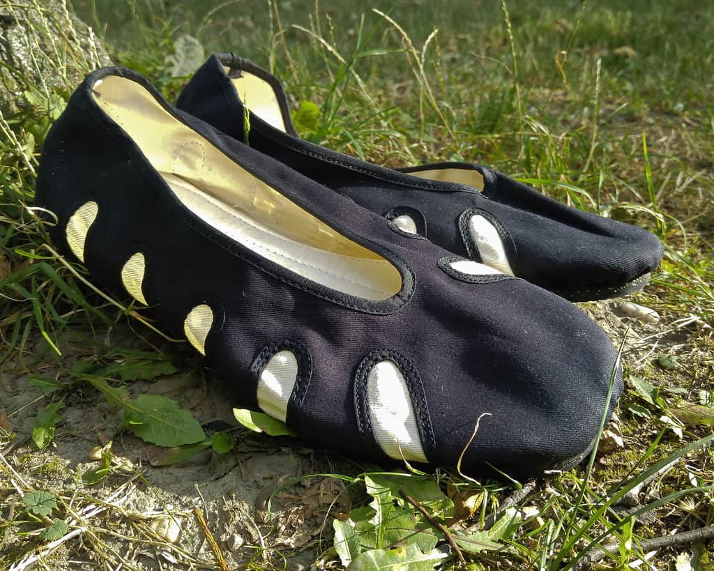 Traditional Wudang Cloud Shoes