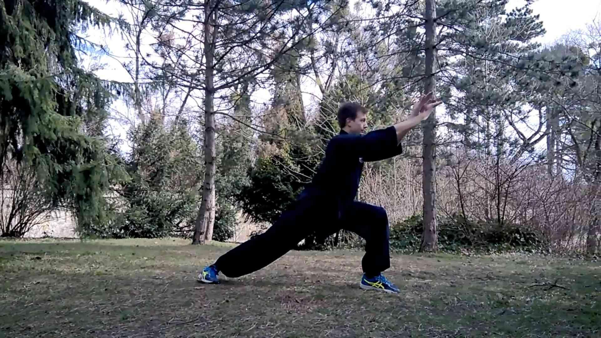 Xuan Gong Quan Yi Lu Part 1