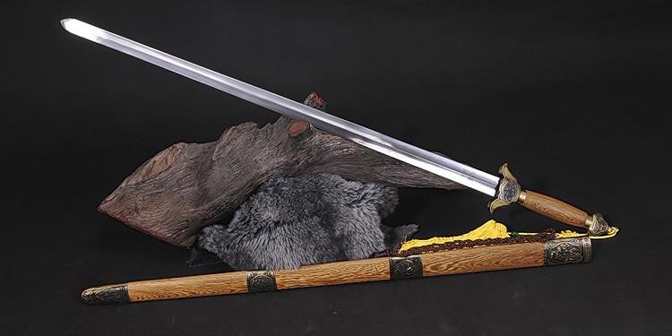 Flower Harmony Modern Taiji Jian (Sword)