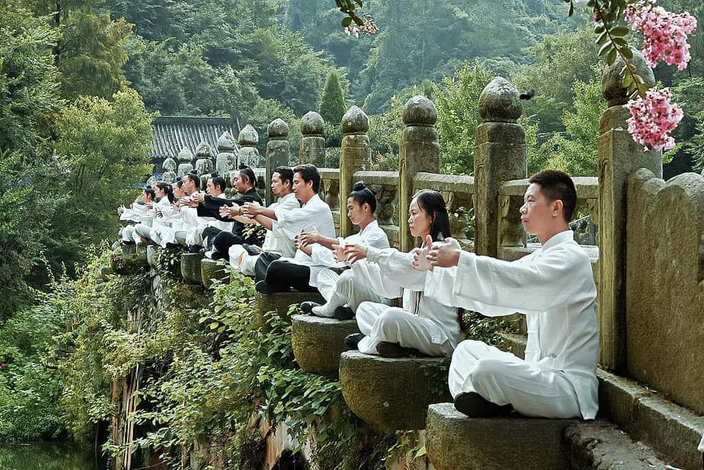 The Way of Wudang Meditation