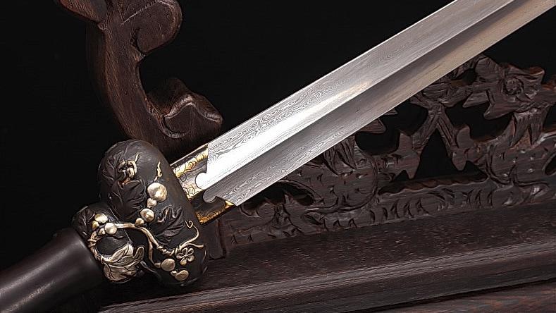 Calabash Warrior Jian