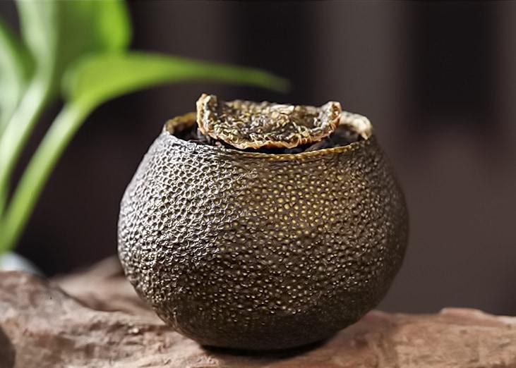Mandarin Chenpi Pu Er Tea