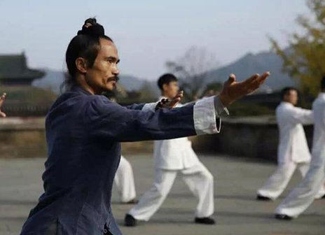Learning in a Wudang Taoist Martial Arts Academy