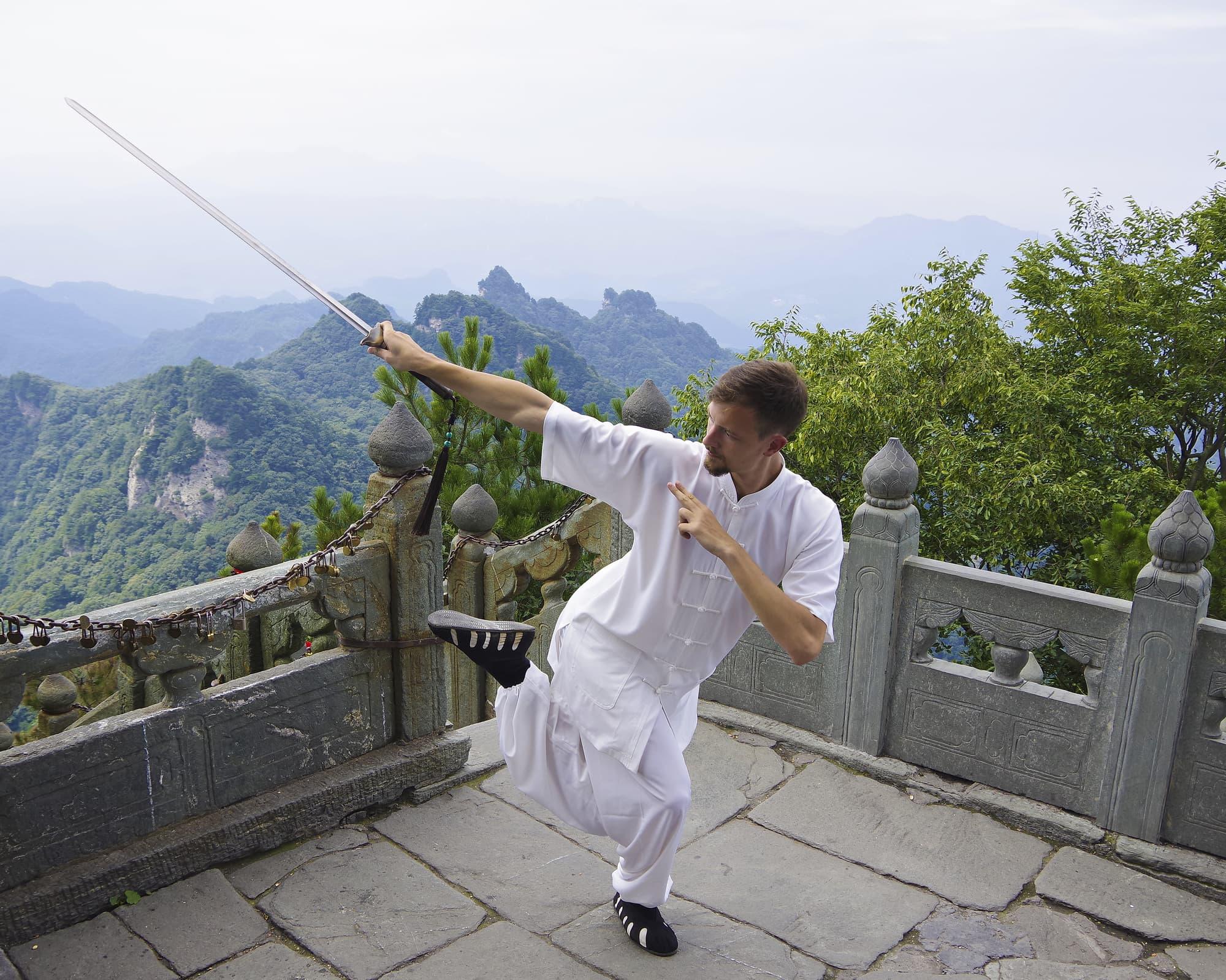 The True Combat Value of Wudang Martial Arts