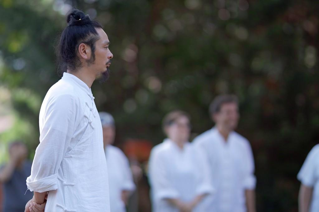Wudang-Meister Chen Shiyu