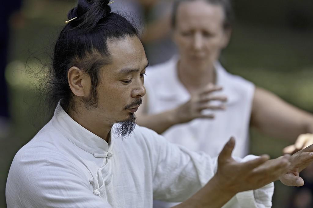 Studieren mit Meister Chen Shiyu