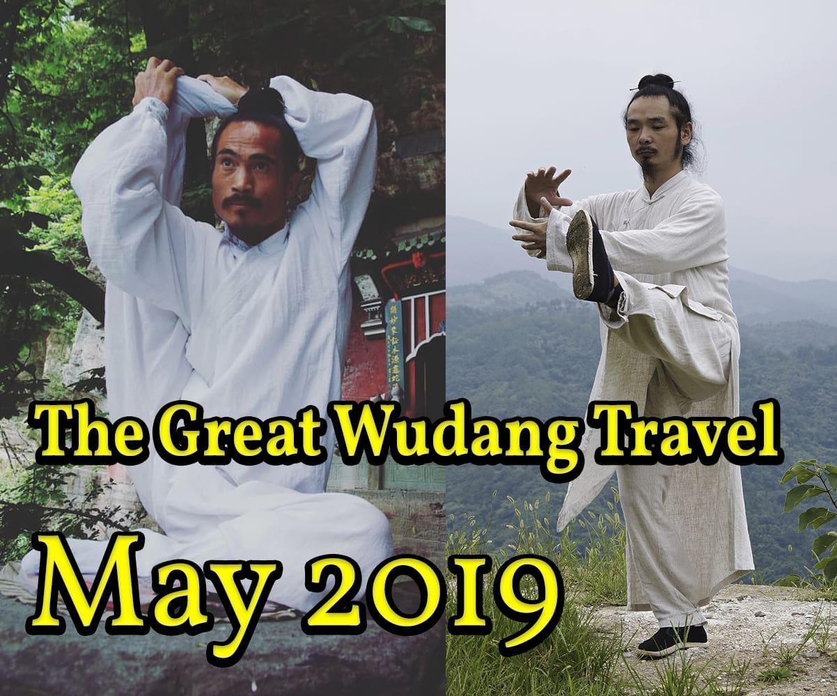 The Great Wudang Travel May 2019