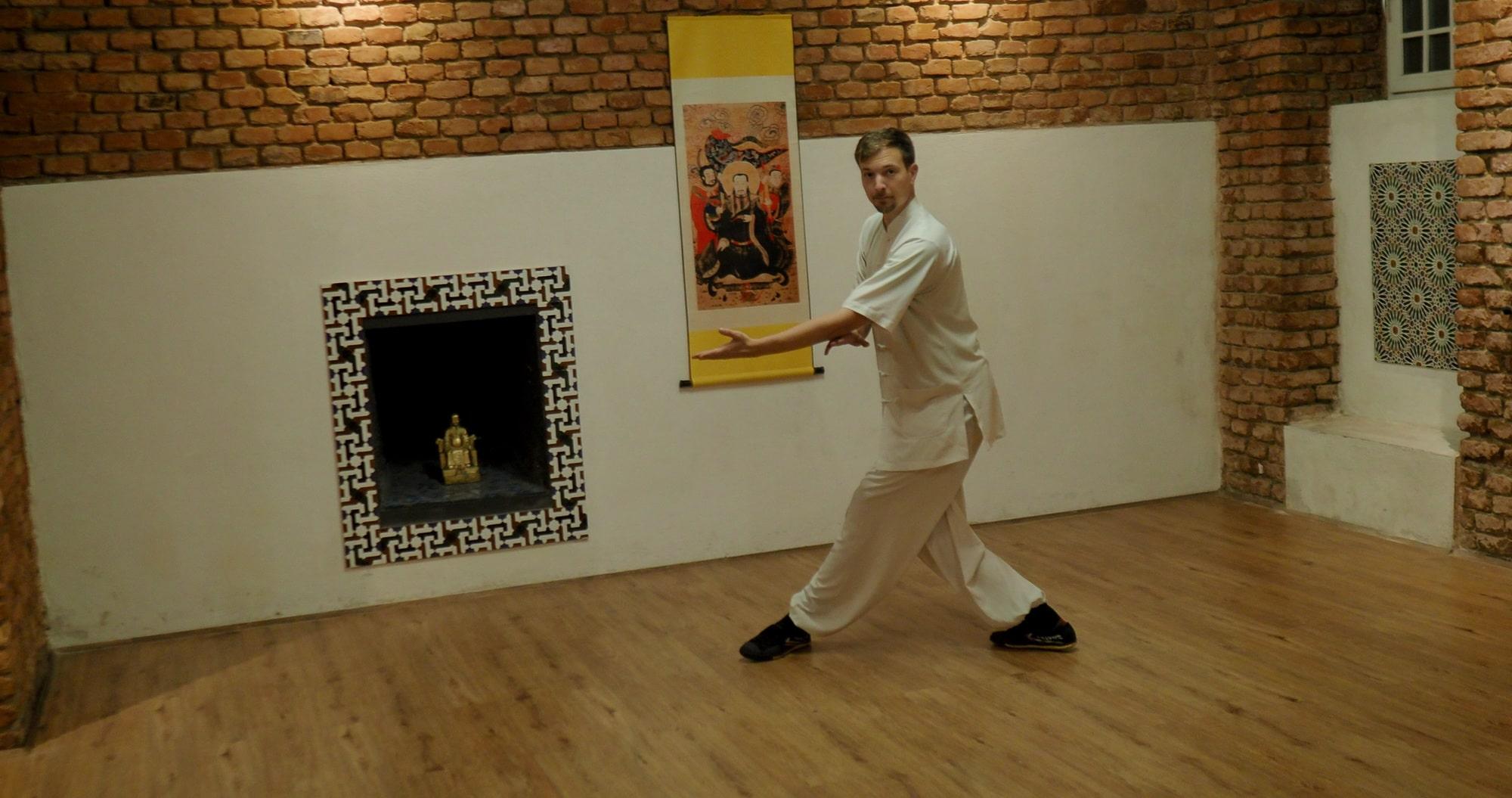 Ba Gua Zhang Eight Movement (Final)