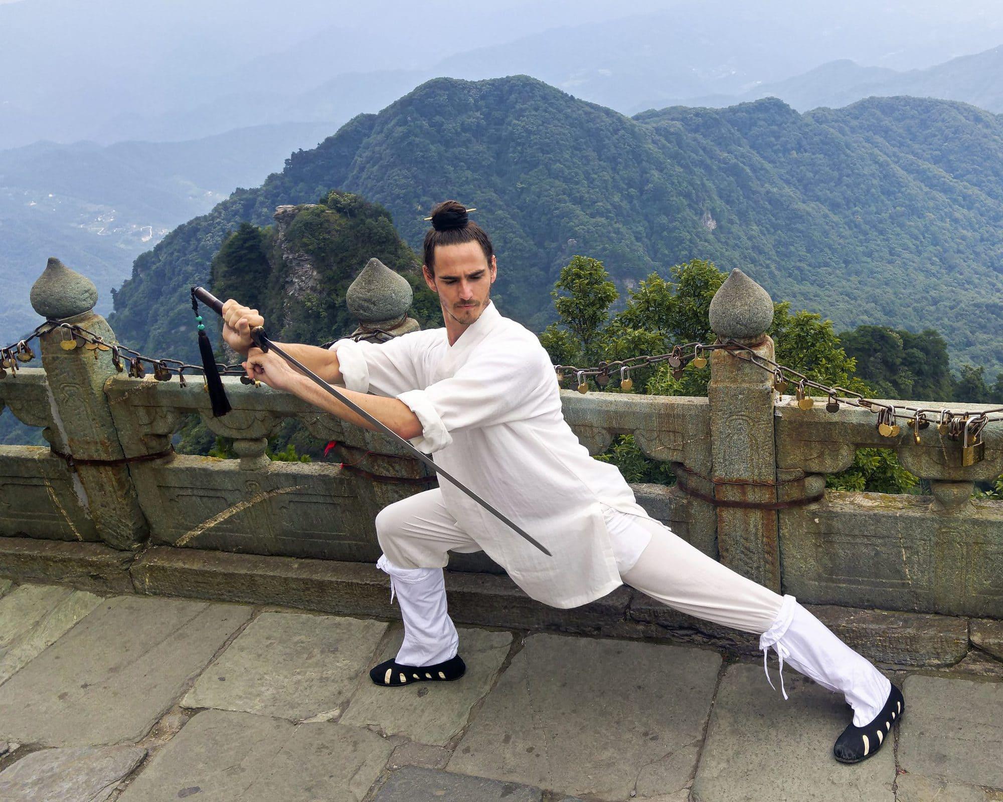 The Wudang Sword Art