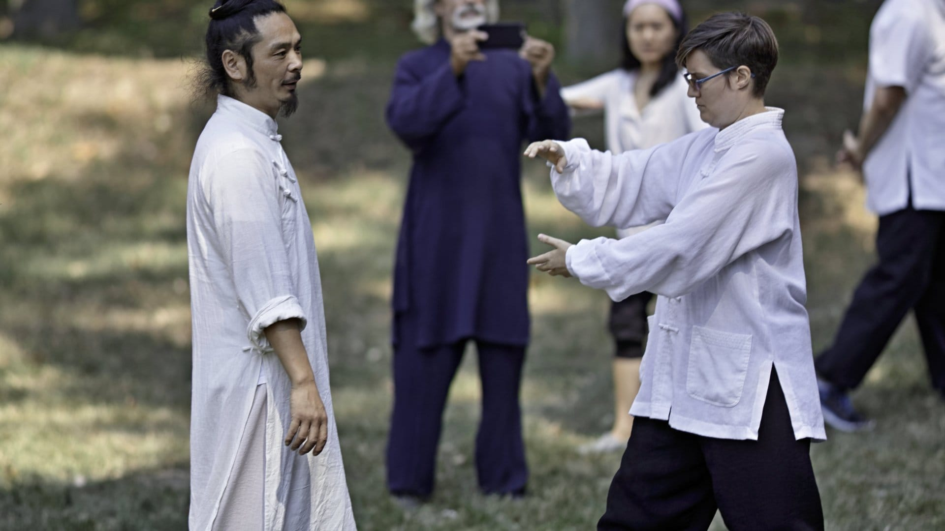 The Complete Guide to Wudang Taiji Cloud Hands