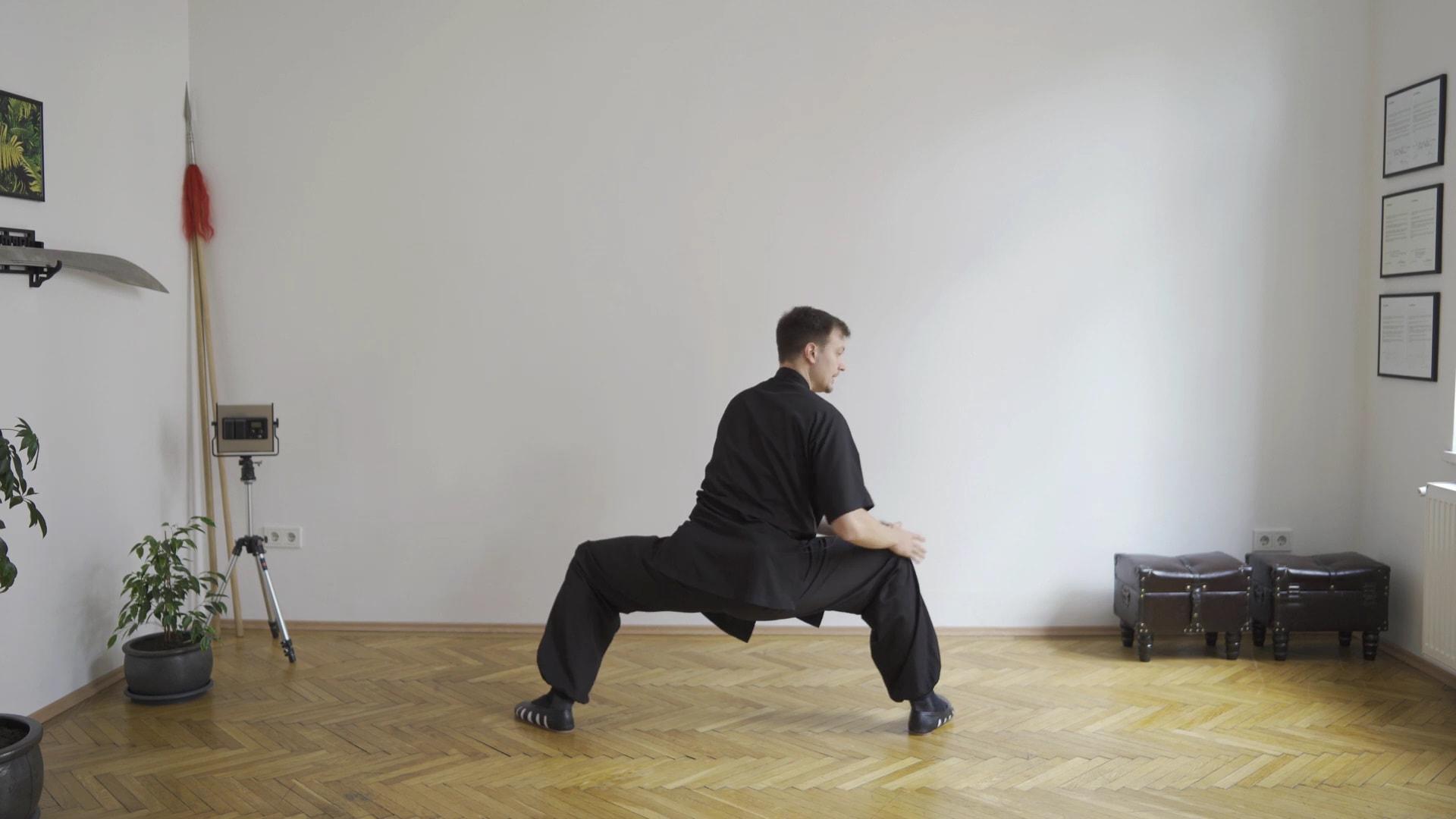 Xuan Gong Quan Yi Lu Corrections – Spiral Motion & Liang Yi