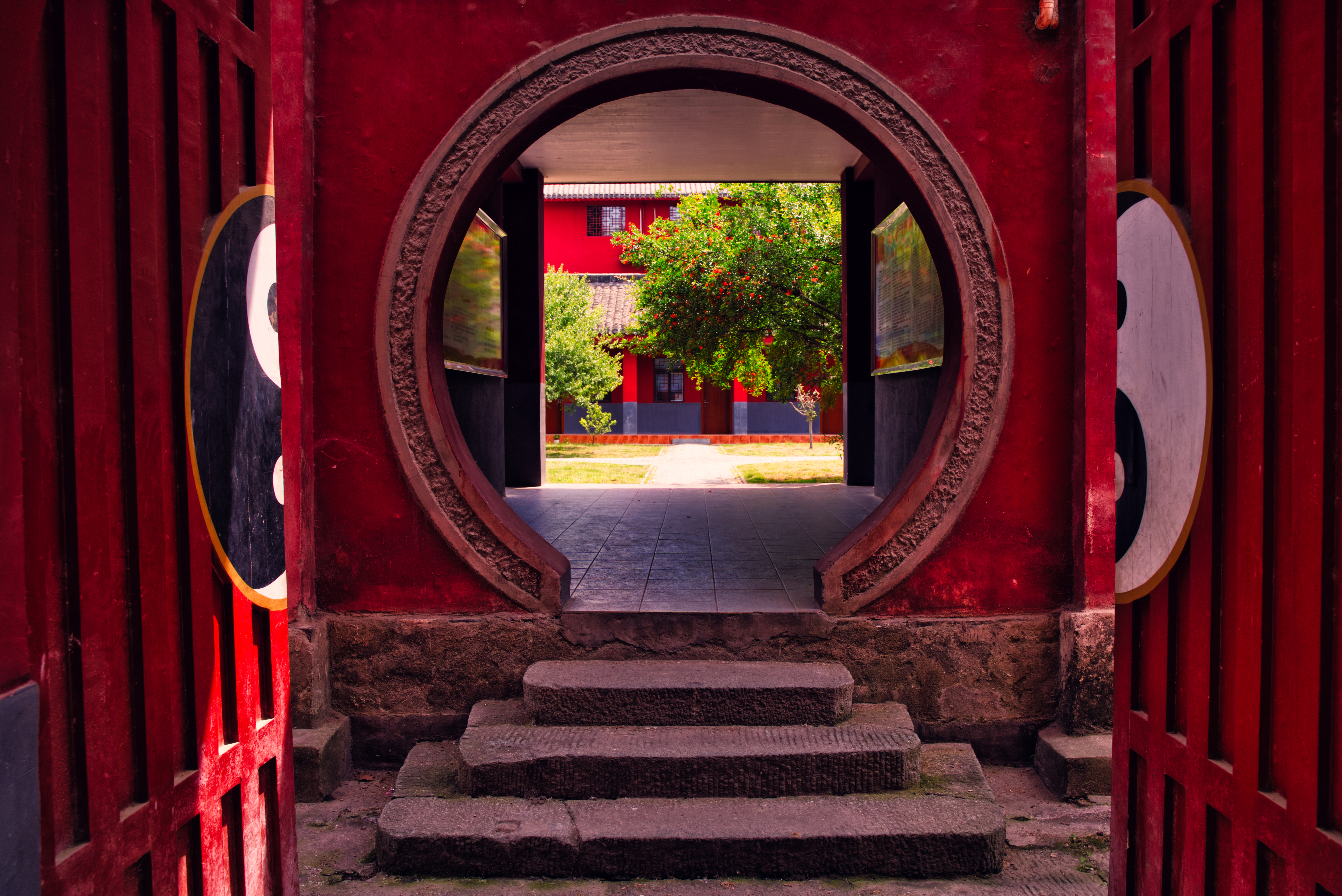 Impressions from the Wudang City