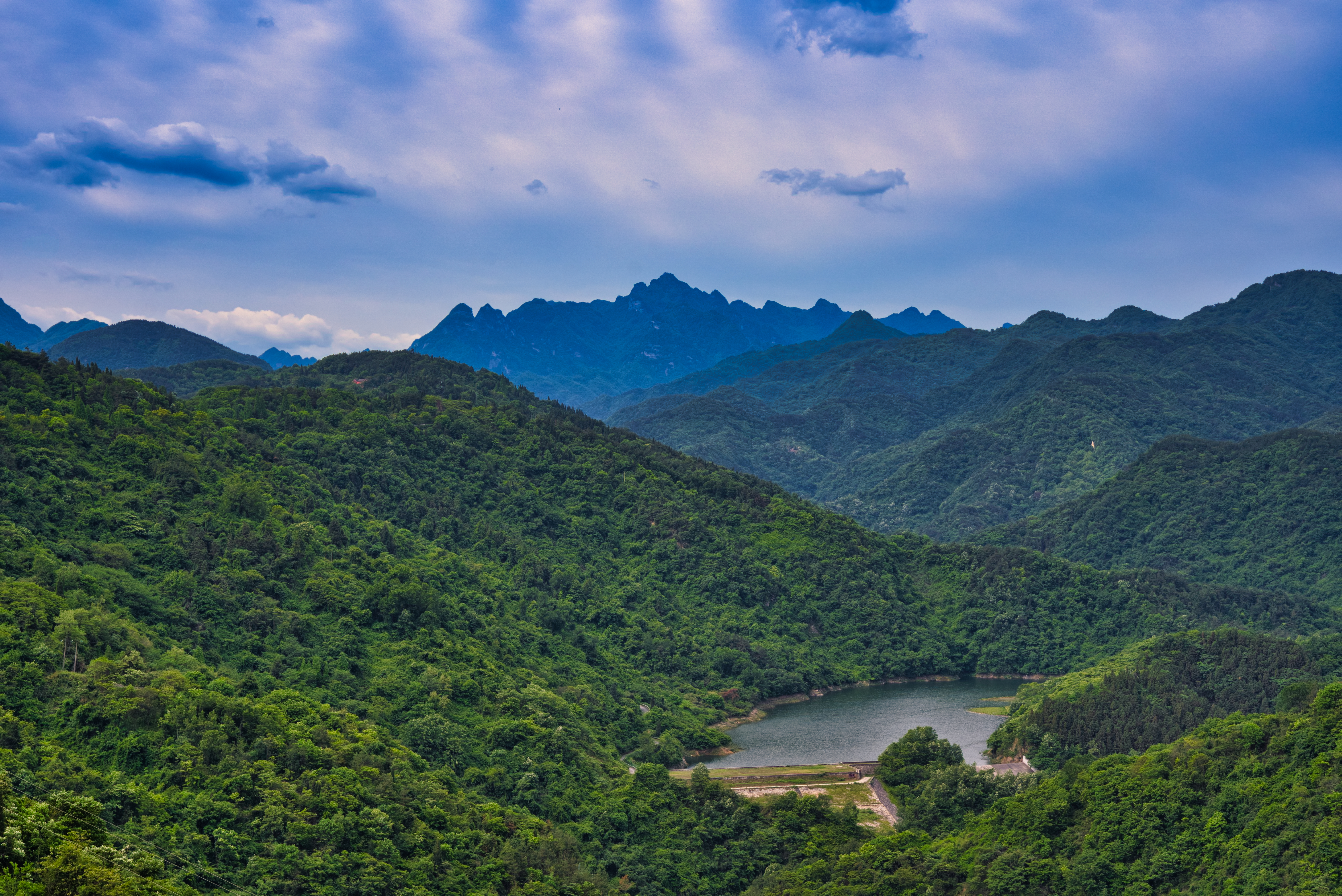 The Amazing Wudang Mountains