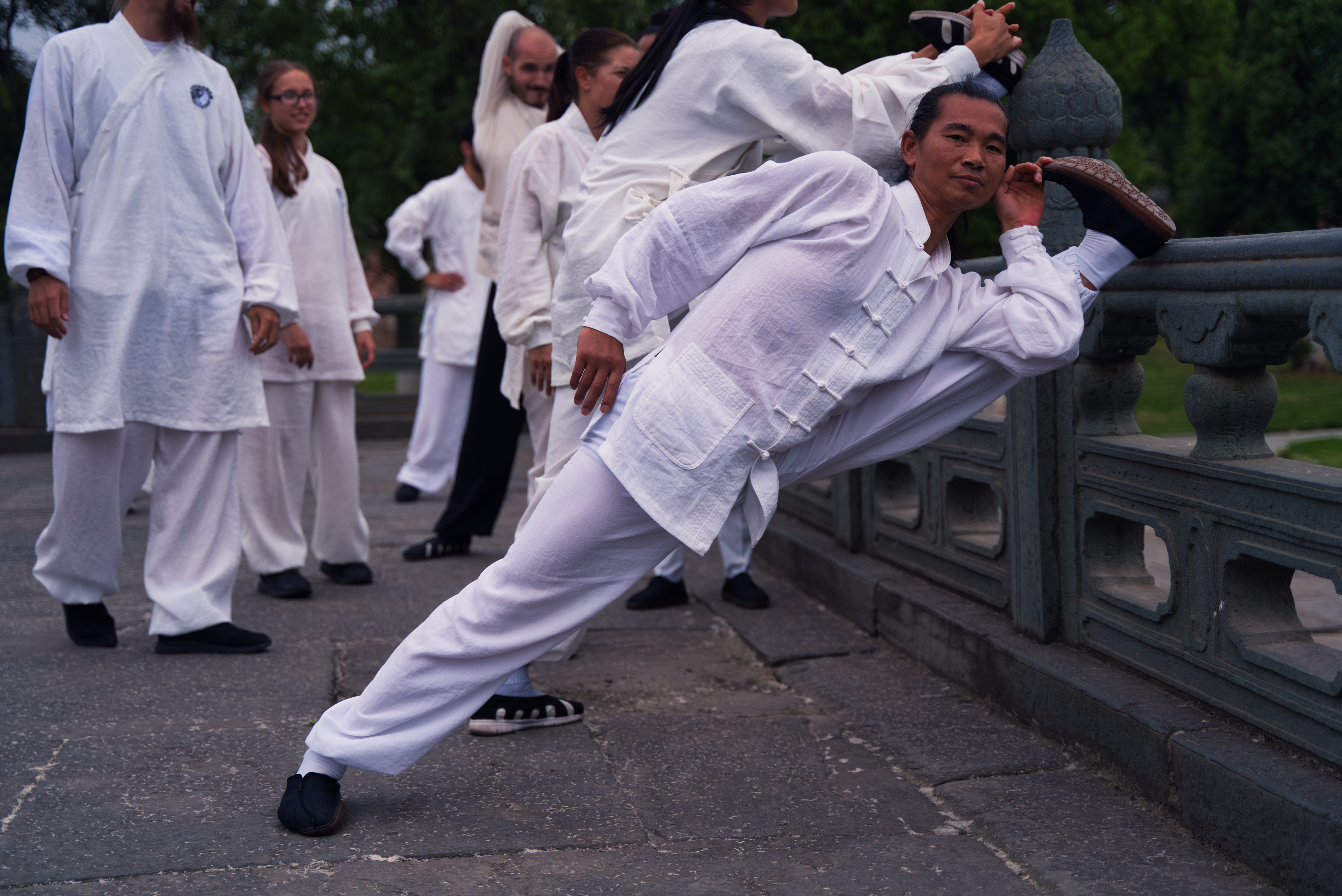 Wudang Martial Arts – Flexible Body and Mind