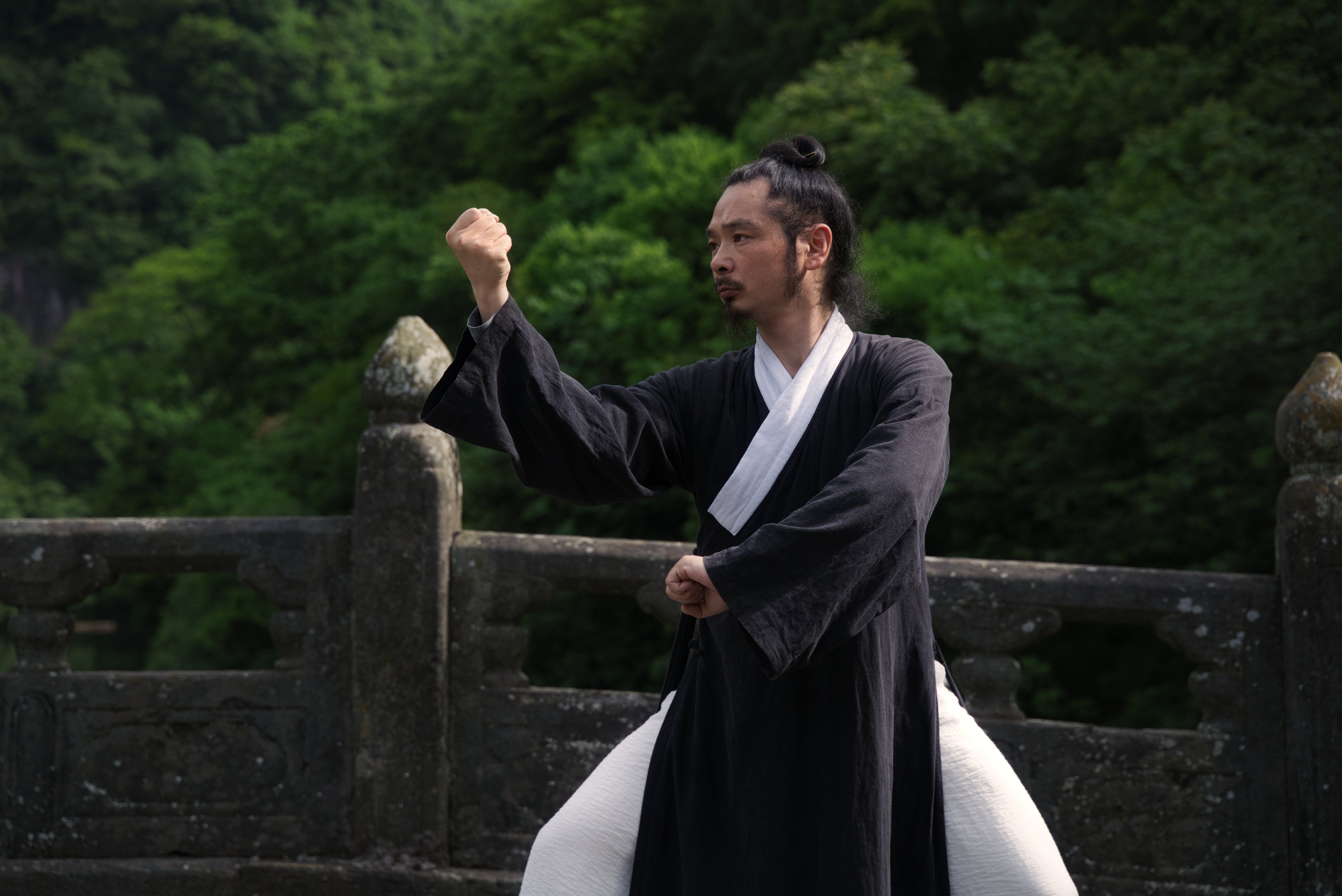 Chinese Martial Arts: Baguazhang