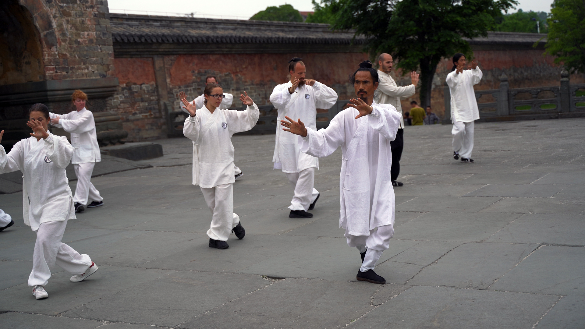 Yuan Xiu Gang Taiji Seminar in Vienna