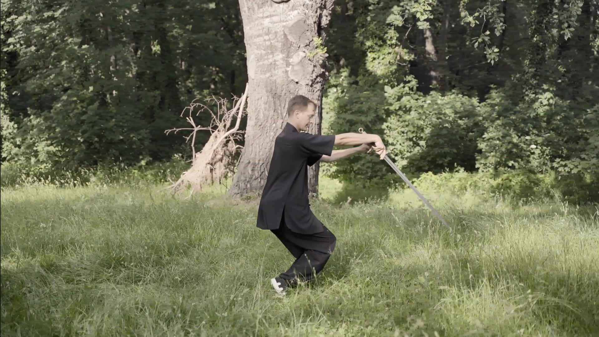 Ba Xian Jian – Eight Immortal Sword – Part 3