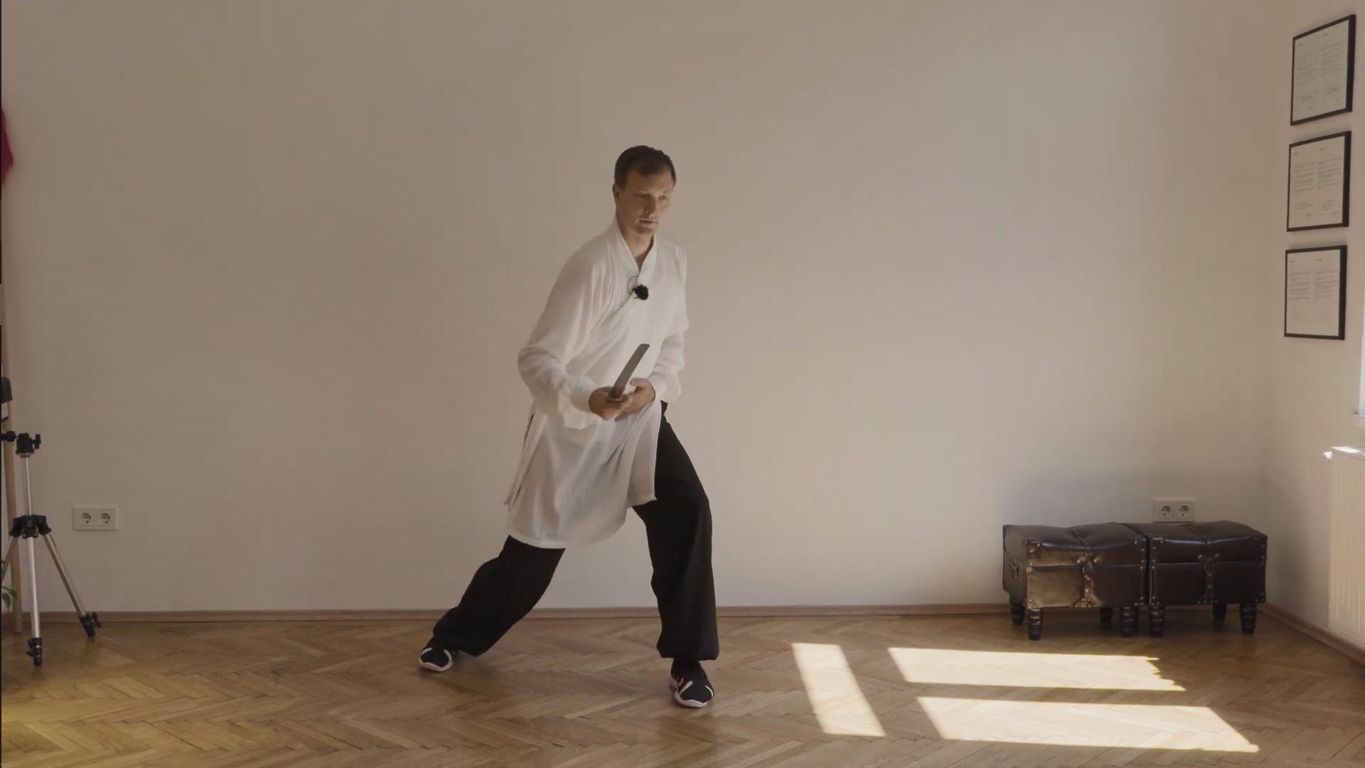Long Hua Jian – Dragon Sword – Corrections