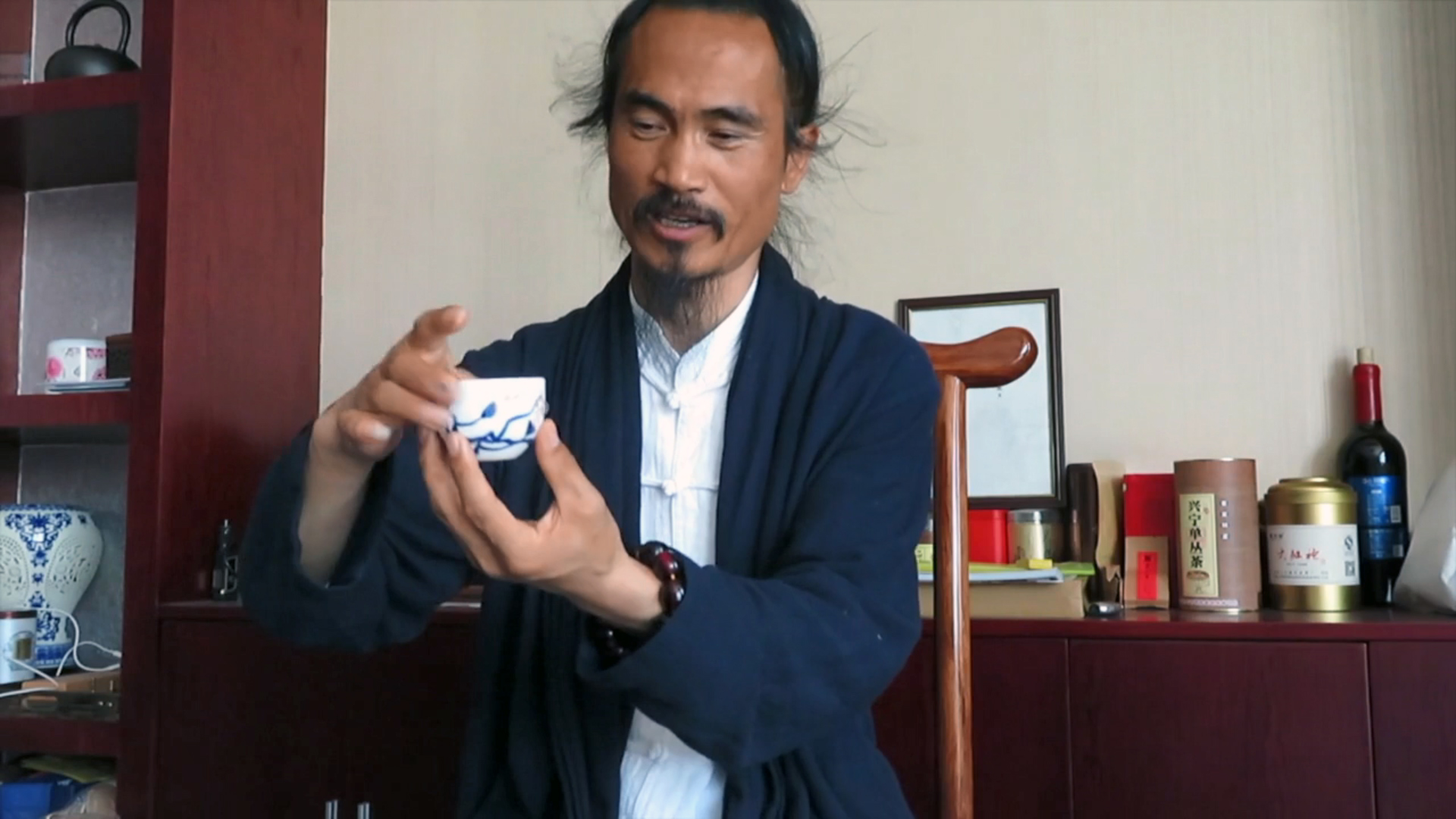 Master Yuan Xiu Gang Explains The Concept of Dao and Daoist Practice