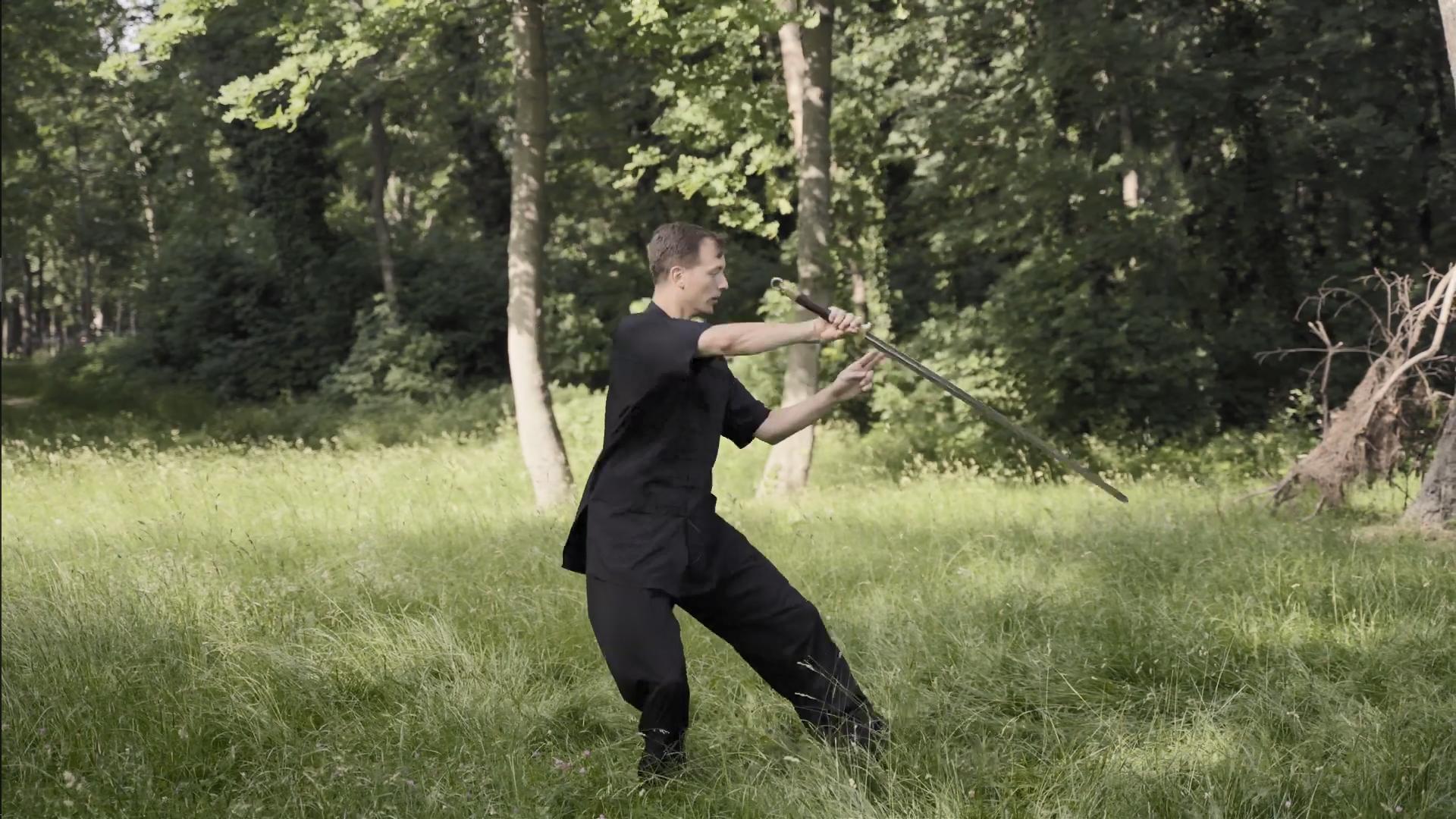 Ba Xian Jian – Eight Immortal Sword – Part 4