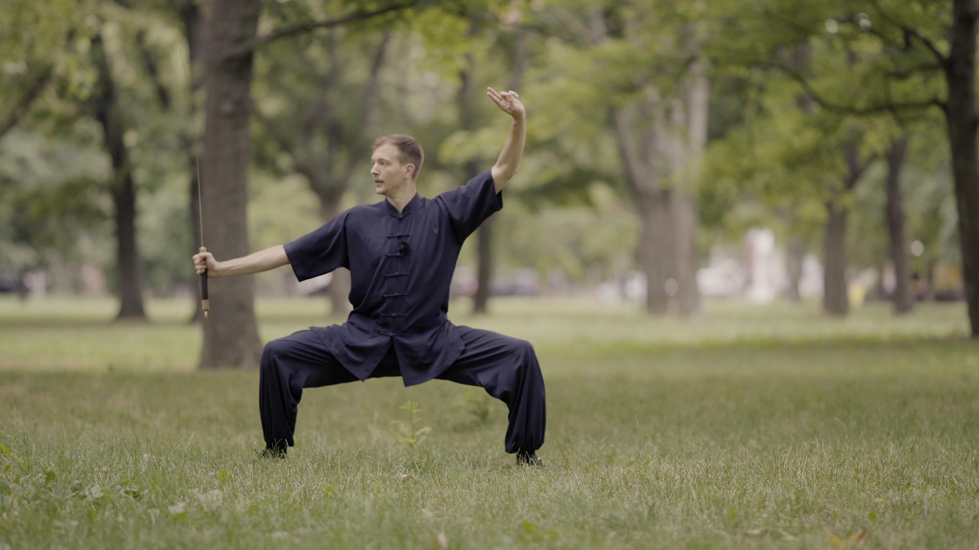 Ba Xian Jian – Eight Immortal Sword  – Part 7