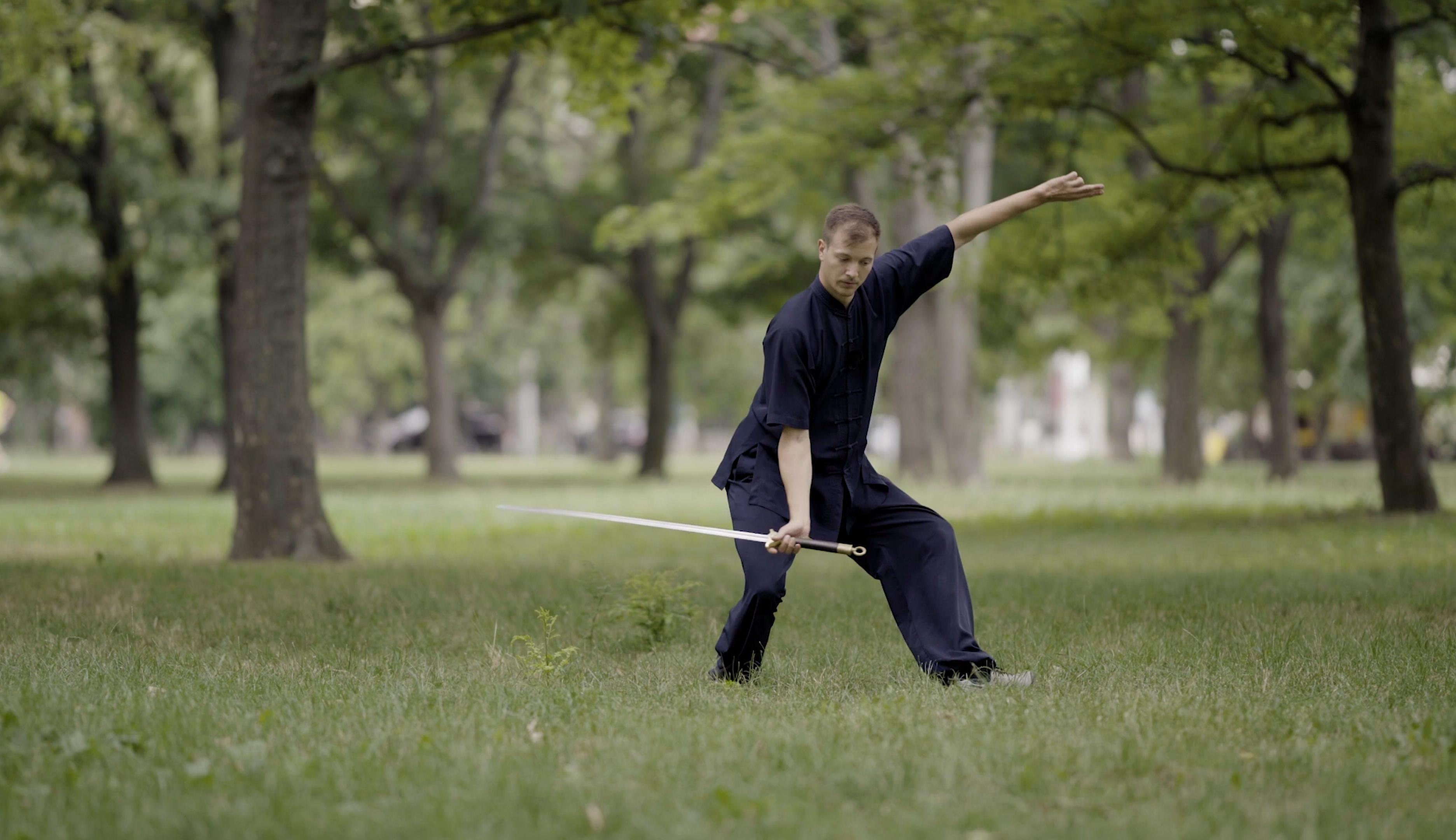 Ba Xian Jian – Eight Immortal Sword  – Part 8