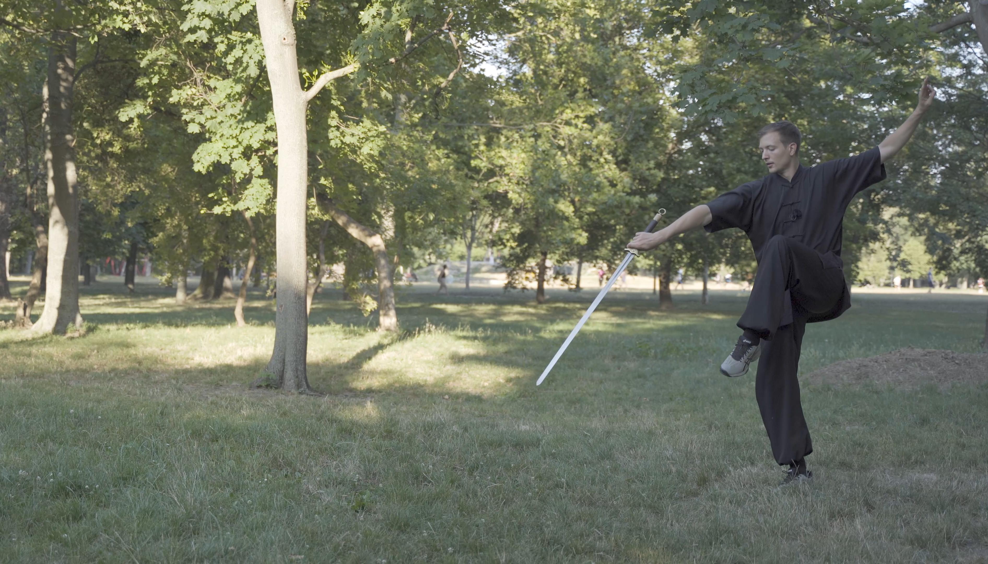 Ba Xian Jian – Eight Immortal Sword – Part 9