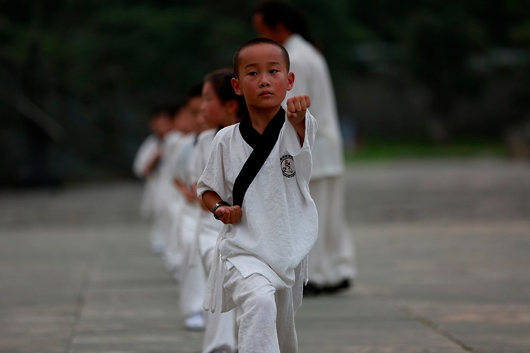 Top 6 Rules for a Traditional Wudang School