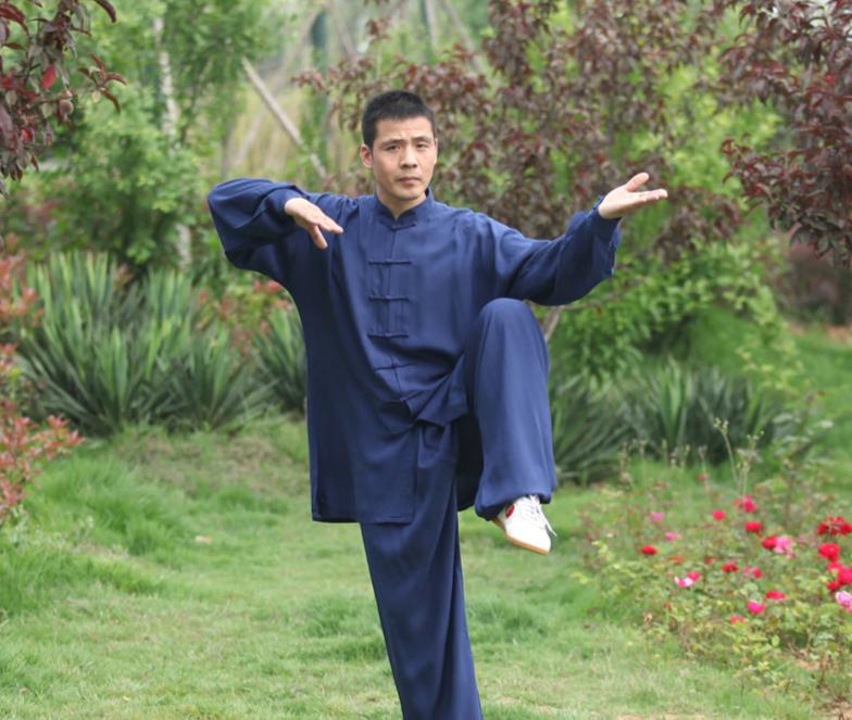 High Quality Martial Arts Tai Ji Uniform 5 Colors 3