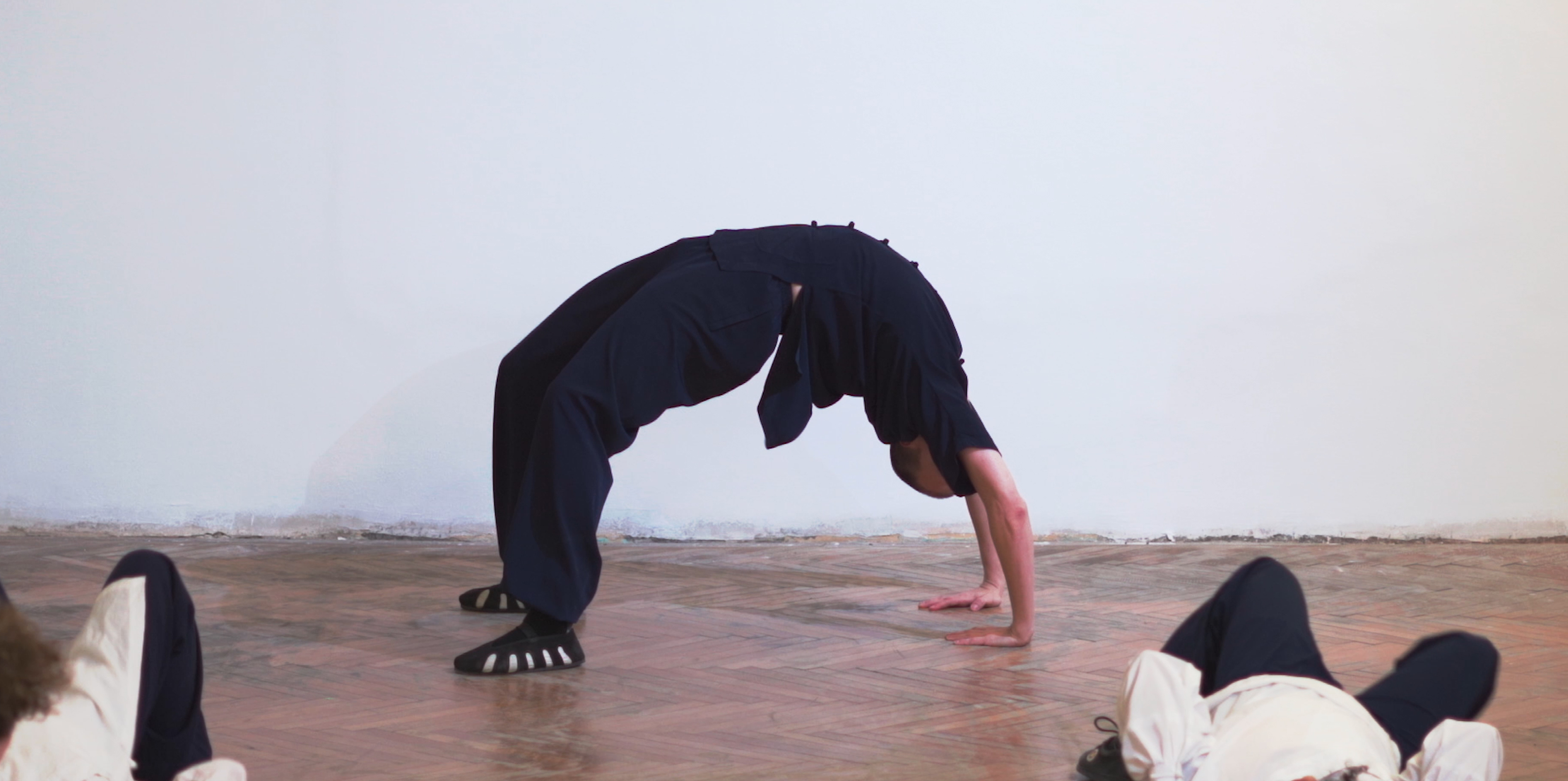 Gong Fu Basic Exercises for Strengthening the Body