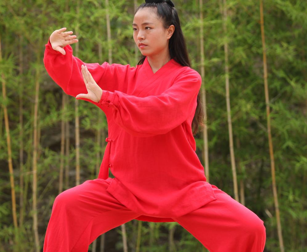 13 Colors Women Wudang Daoist Suit 2