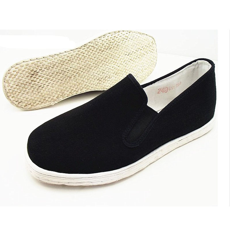 Traditional Old Beijing Kung Fu Tai Chi Cotton Shoes 3