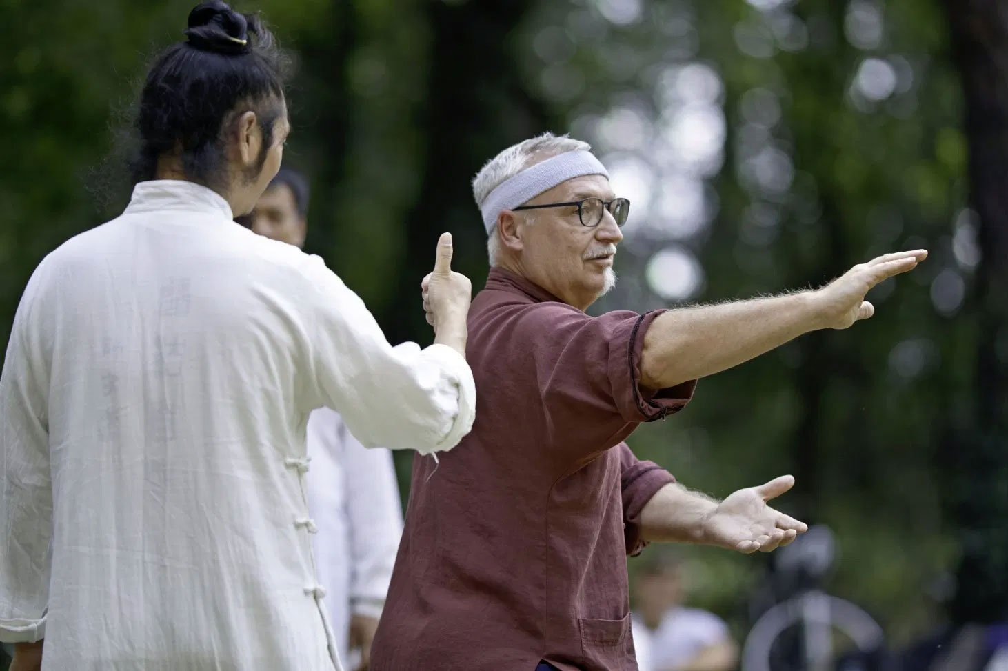 How Tai Chi gave me my life back!