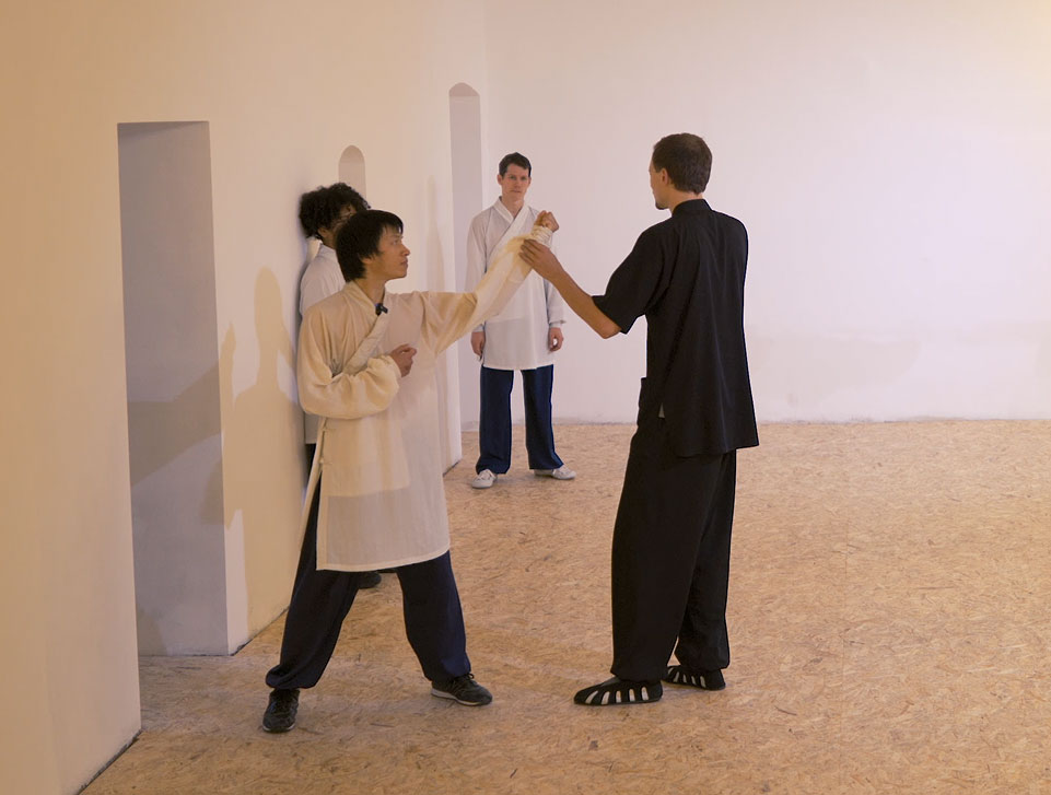 Wudang Fu Hu Quan: Performance and Philosophy Behind the Tiger