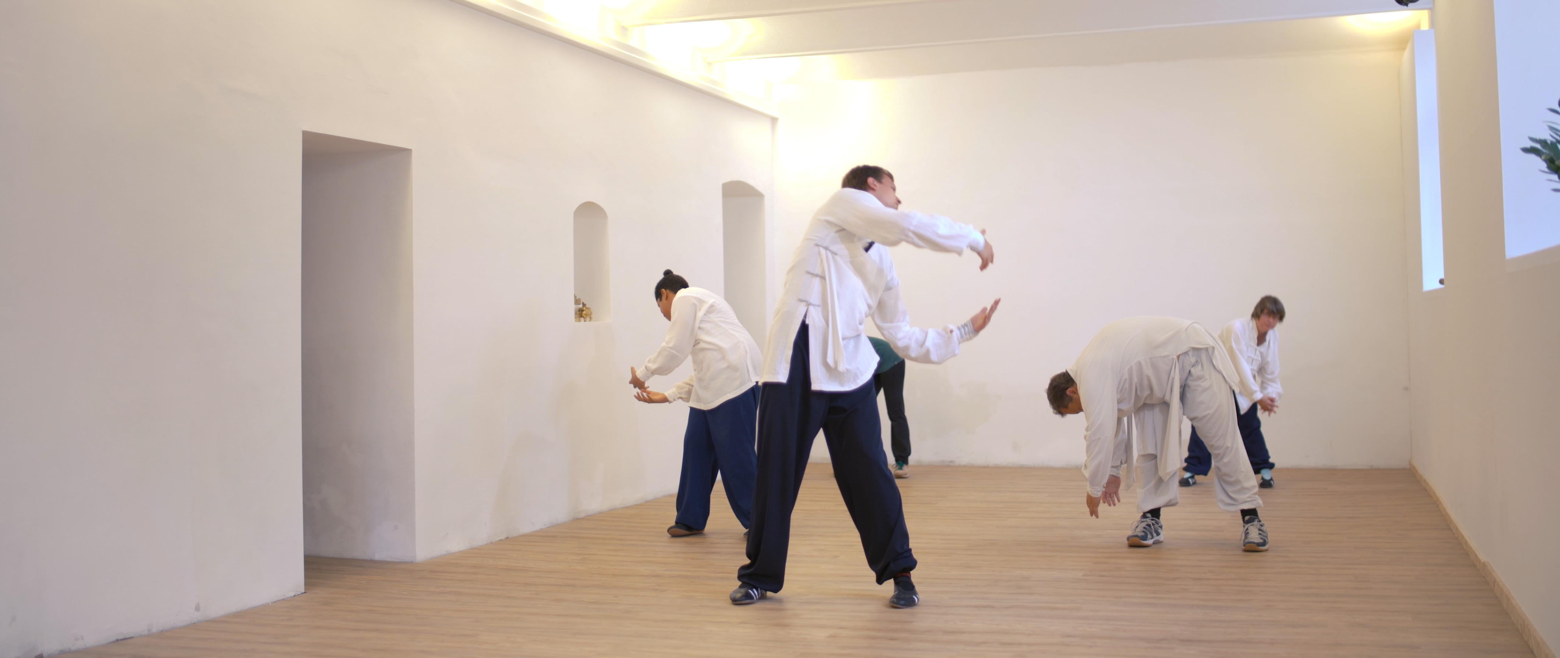 Longevity Practice & Zhan Zhuang