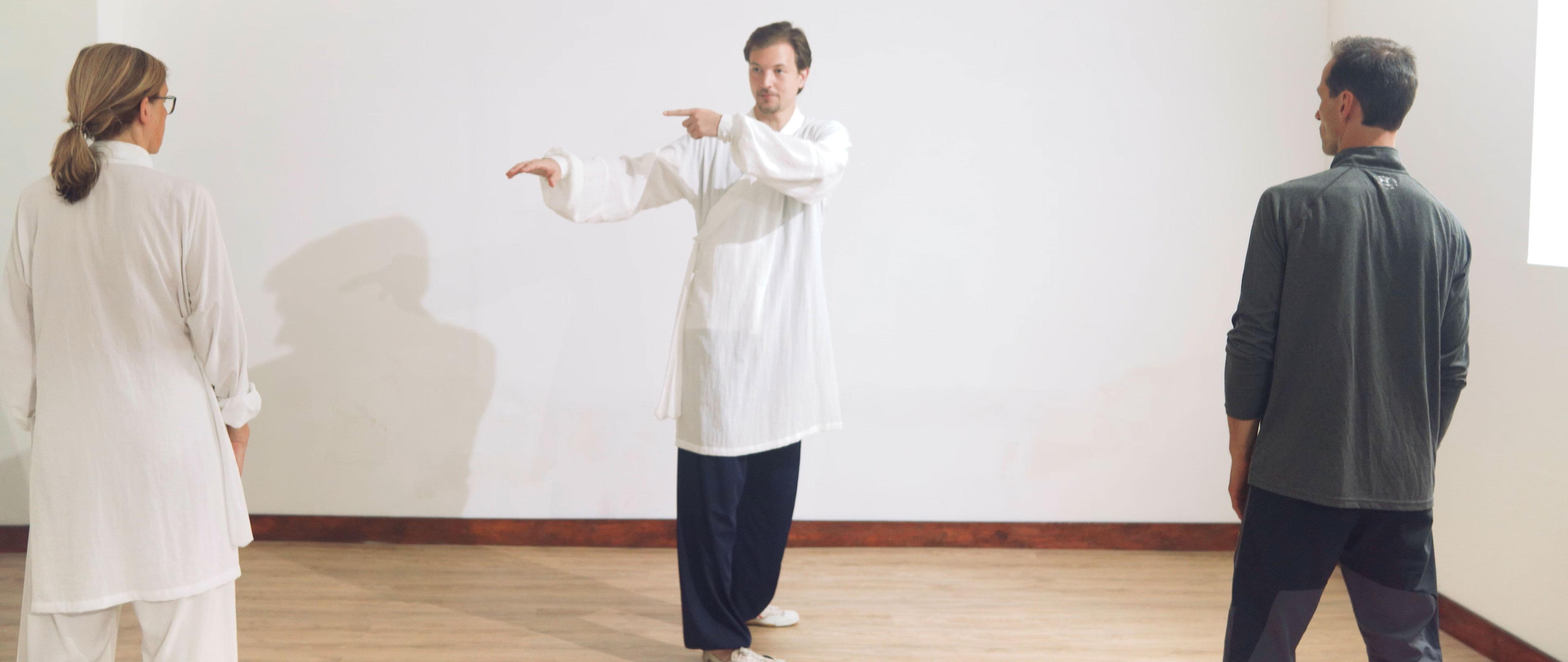 Understanding Tai Chi Yin Yang Control