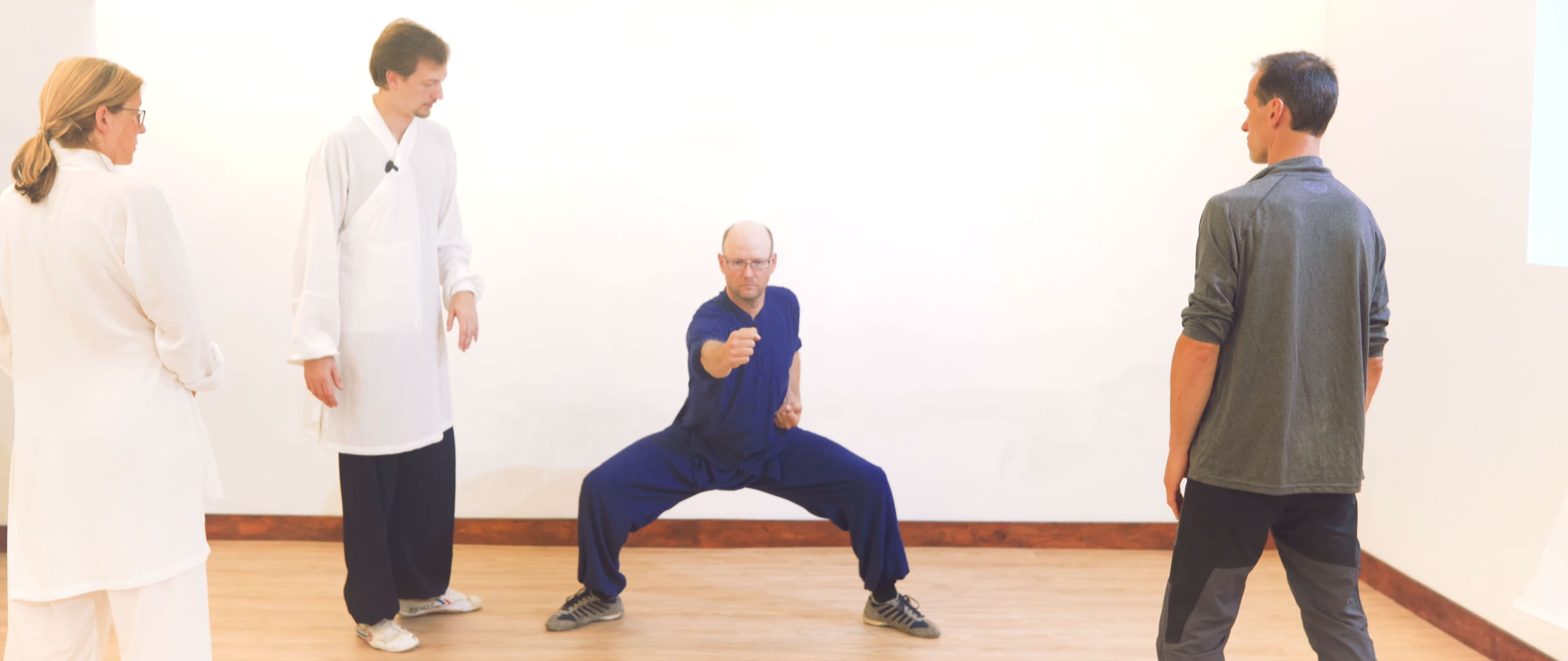 The Highest level of Qi Gong Practice – Explosive Power
