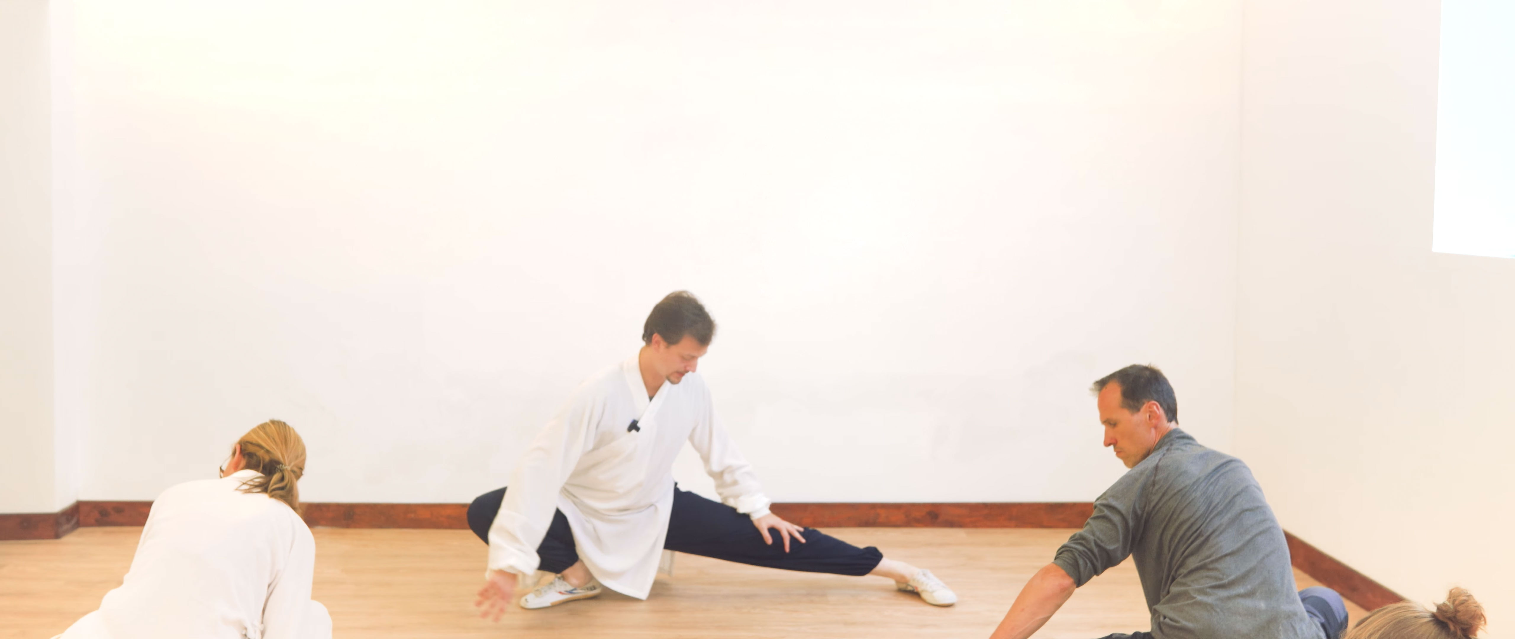 Improve Hip Joints with Eight Brocades Qi gong