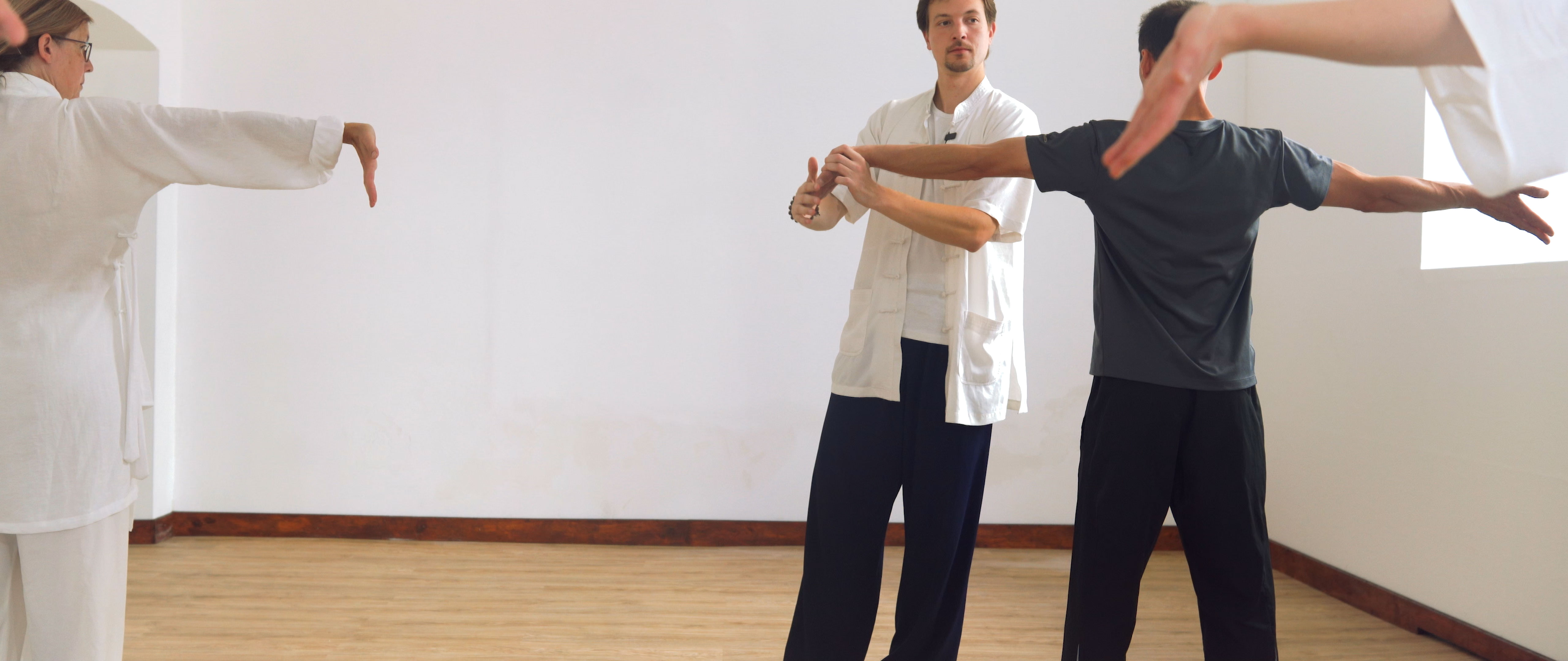 The Qi Gong Opening of Sanfengpai – Indepth Explained