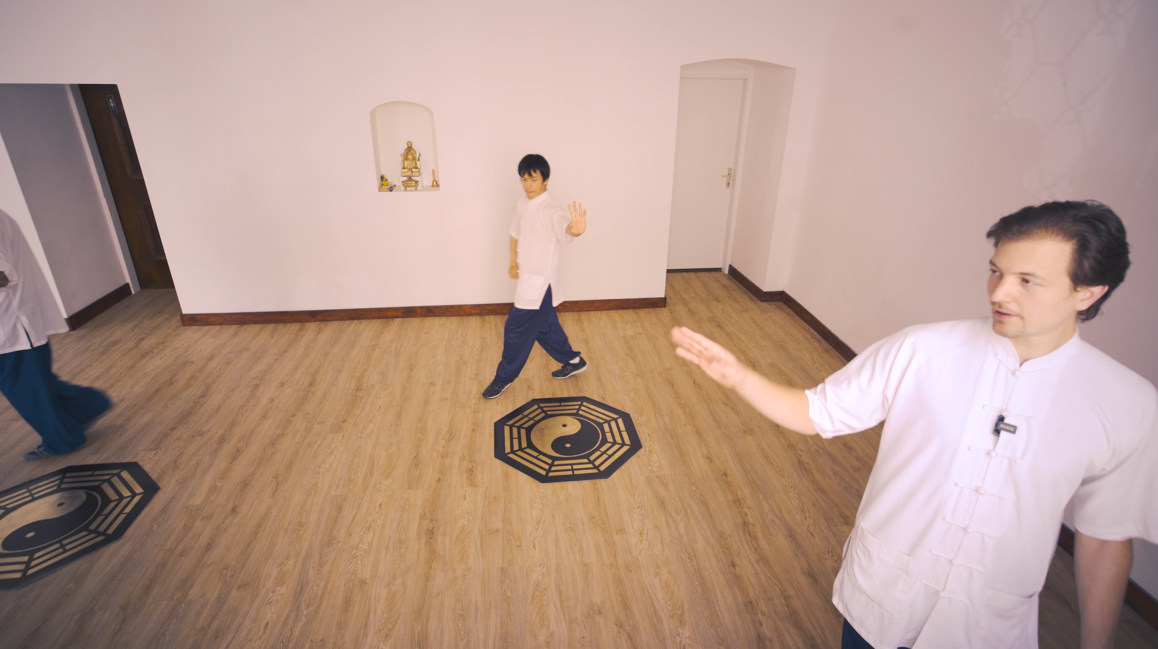 Beginning with Baguazhang – Introduction and Basic Steps