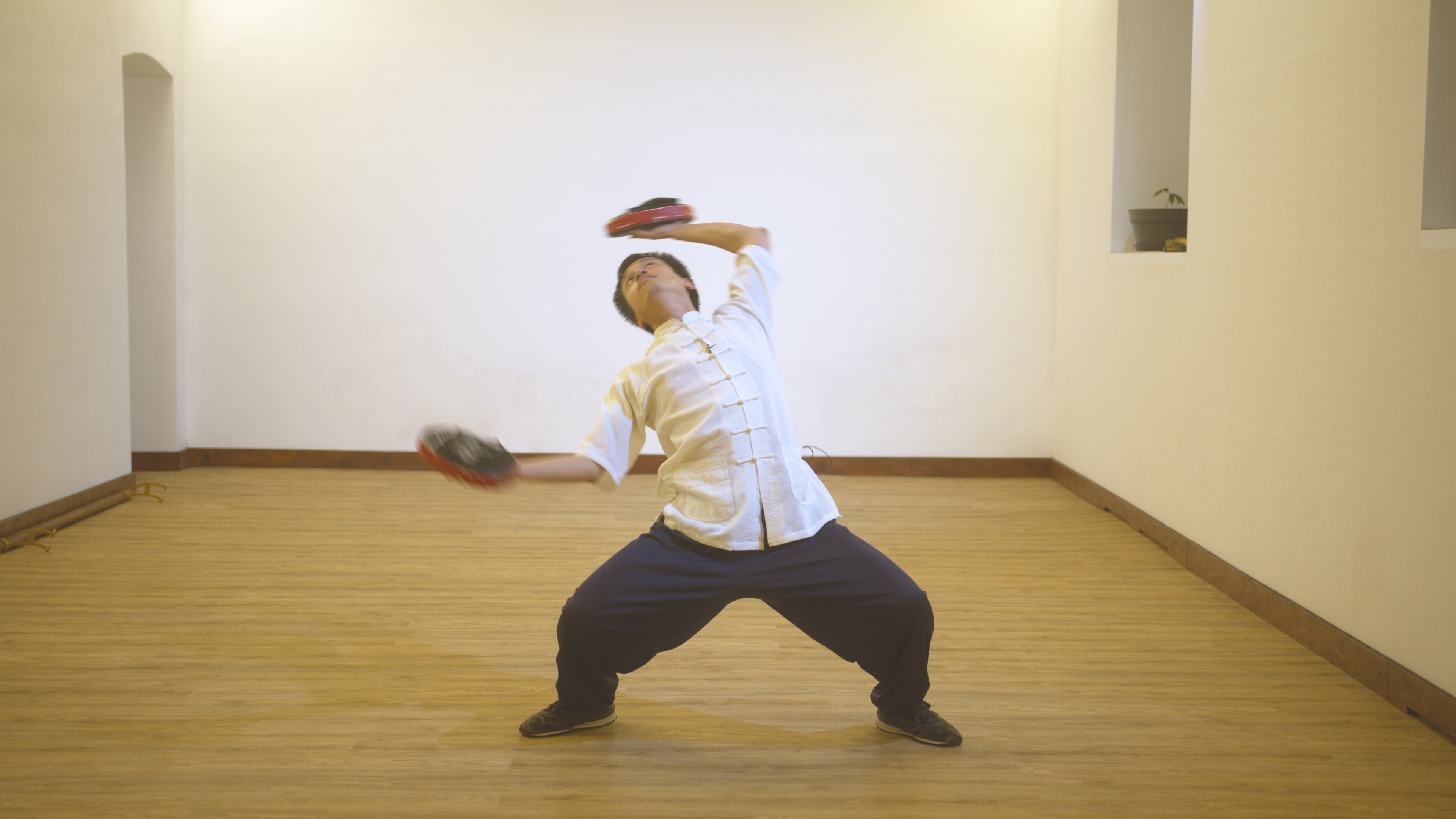 The Coiling Dragon Core Training