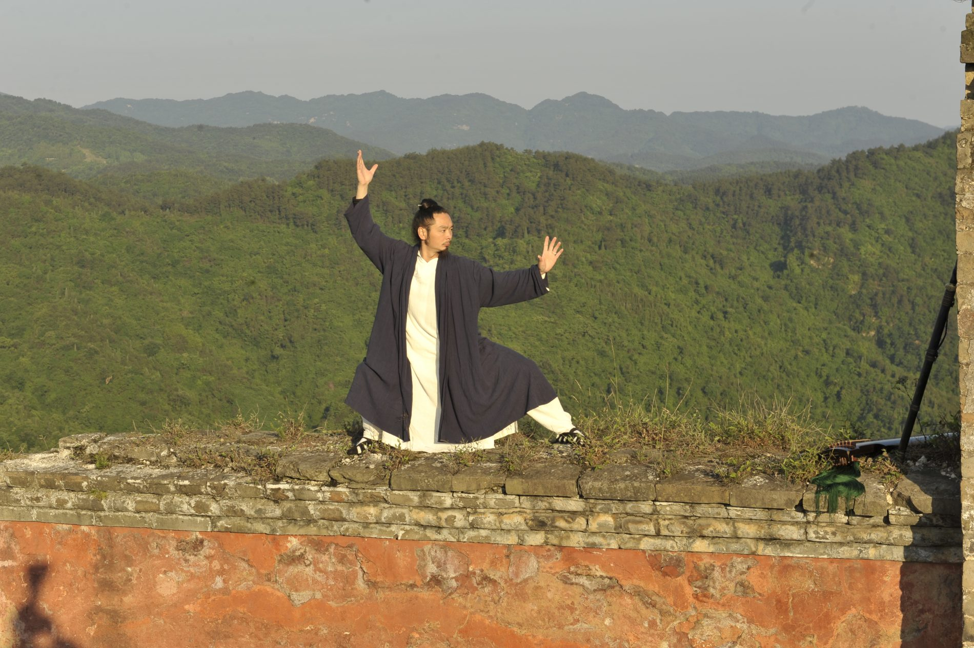 Historical Record of Xuan Wu Quan taught by Master Chen Shiyu