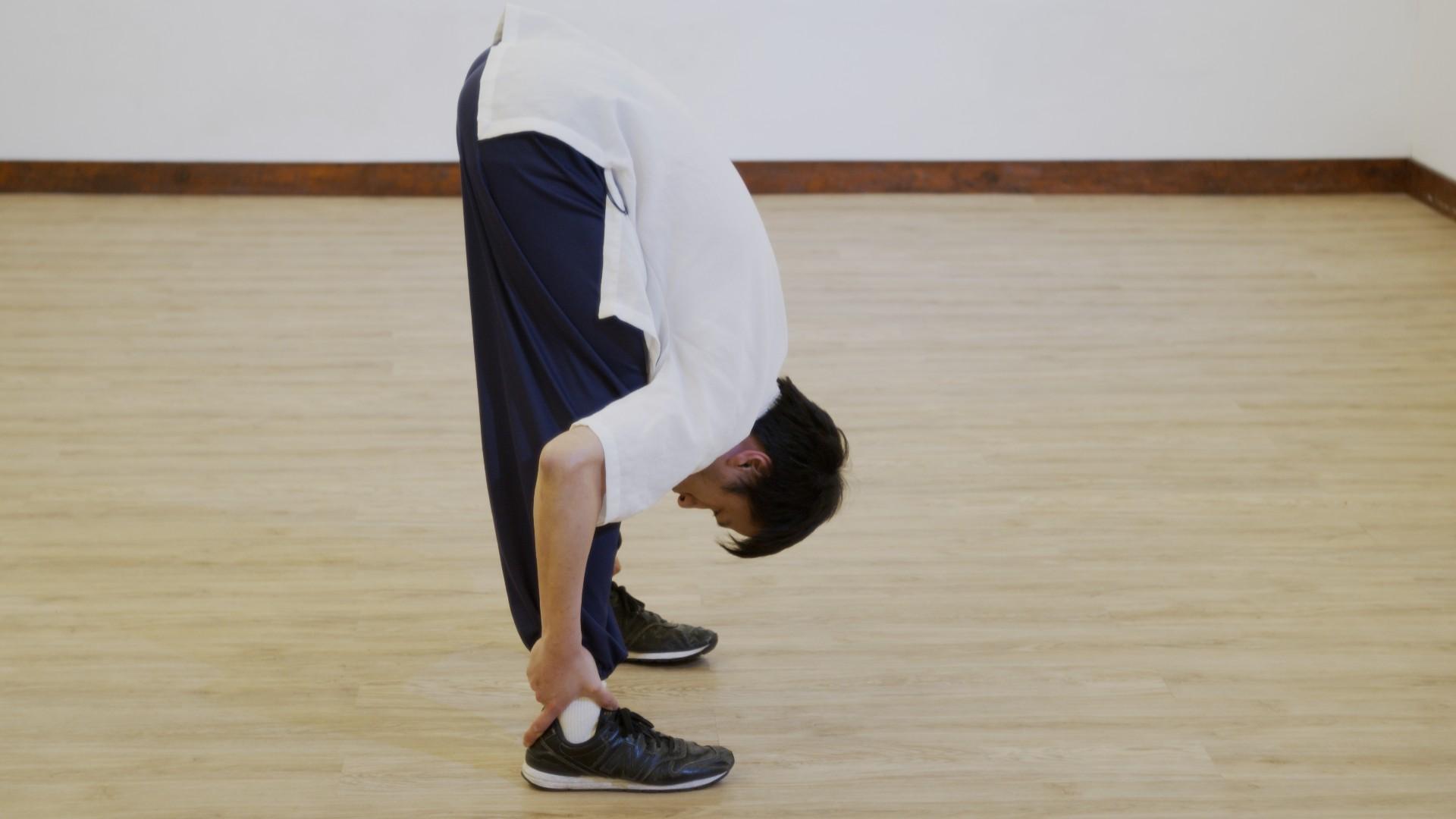Healing Back Pain – Ba Duan Jin